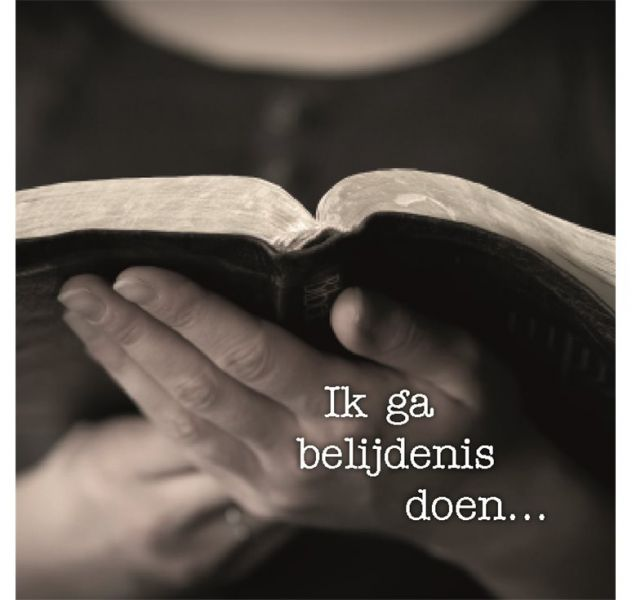 Belijdenis