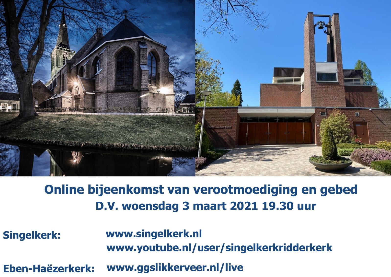 Bijeenkomst 3 maart