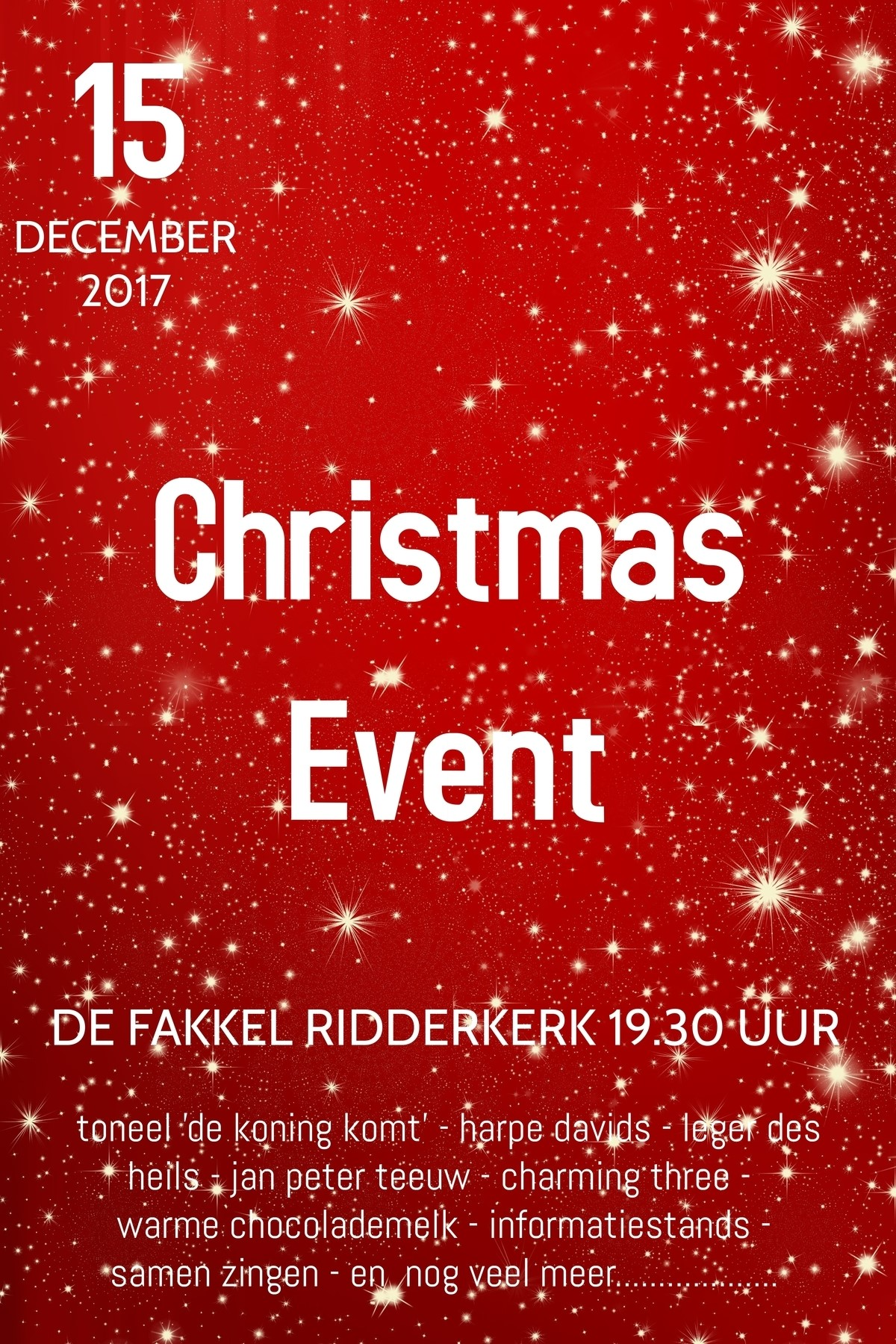 ChristmansEvent