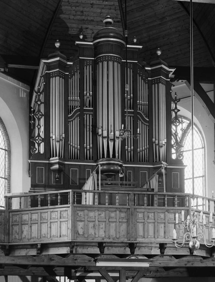 Orgel Dekker