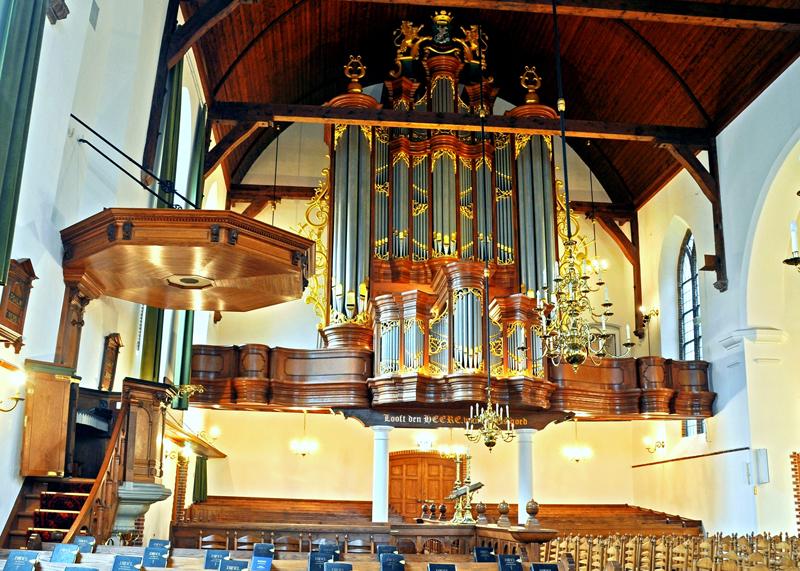 Vandenheuvel orgel