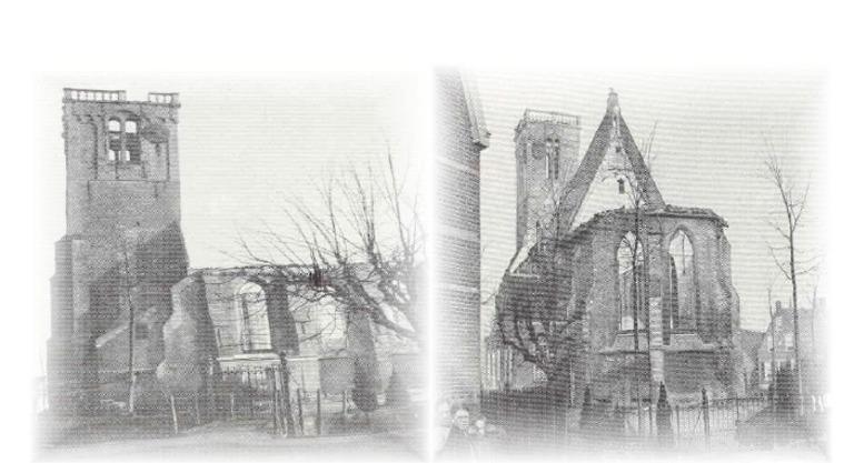 singelkerk 1920
